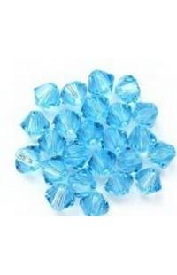 Бусины XILION BEADS 5328 4мм aquamarine