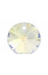 Кристалл подвеска Rivoli 6428 12мм crystal АВ