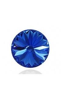 Кристалл Rivoli 1122 12мм Sapphire F